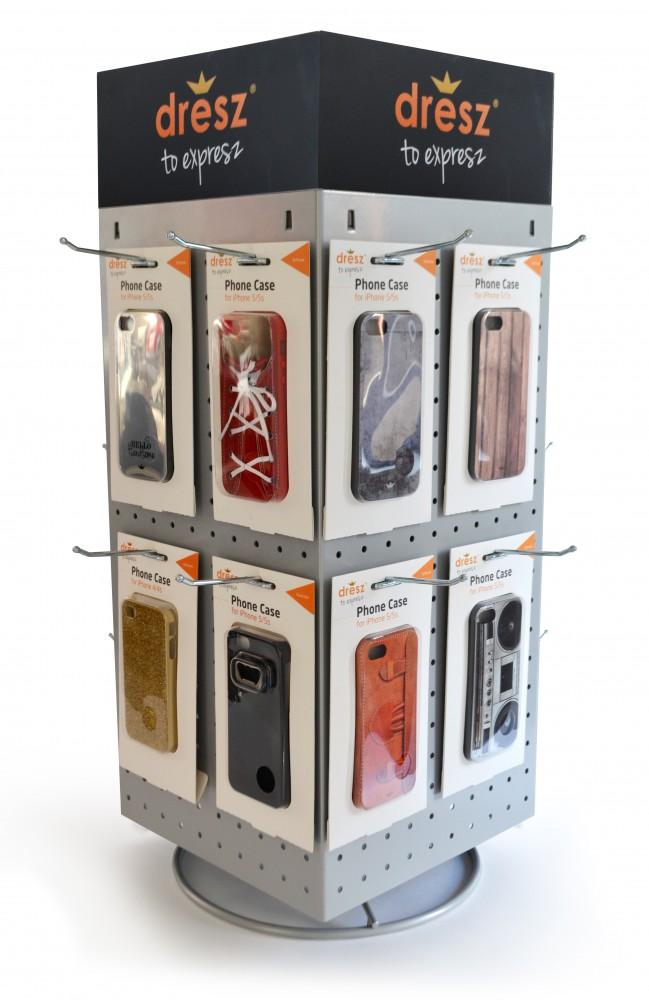 DRESZ display smartphonecovers