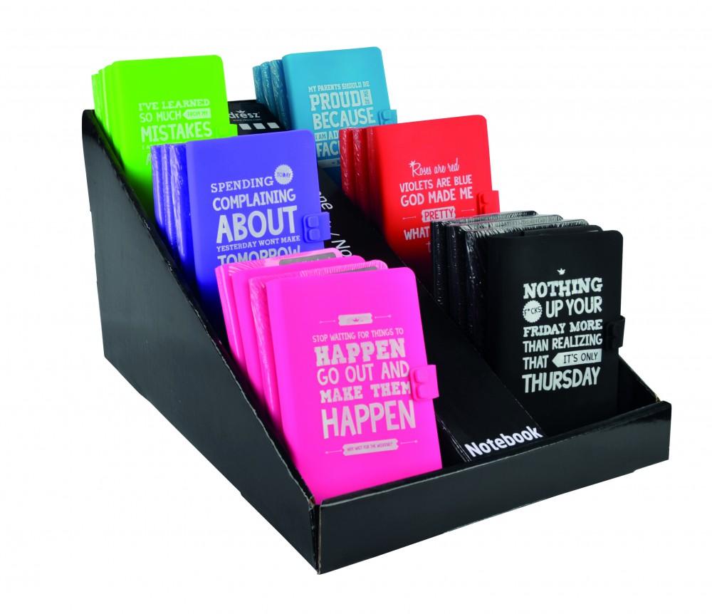 Silicone notebooks